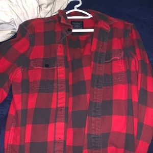 American Eagle Outfitters Tops - American eagle flannel medium